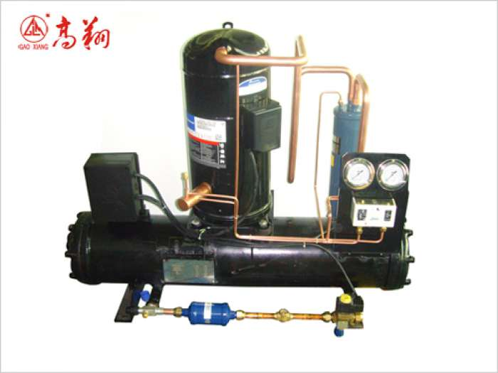WATER COOLED UNIT