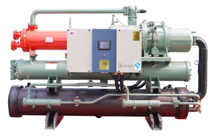Water Cooled Chiller Heat Recovery